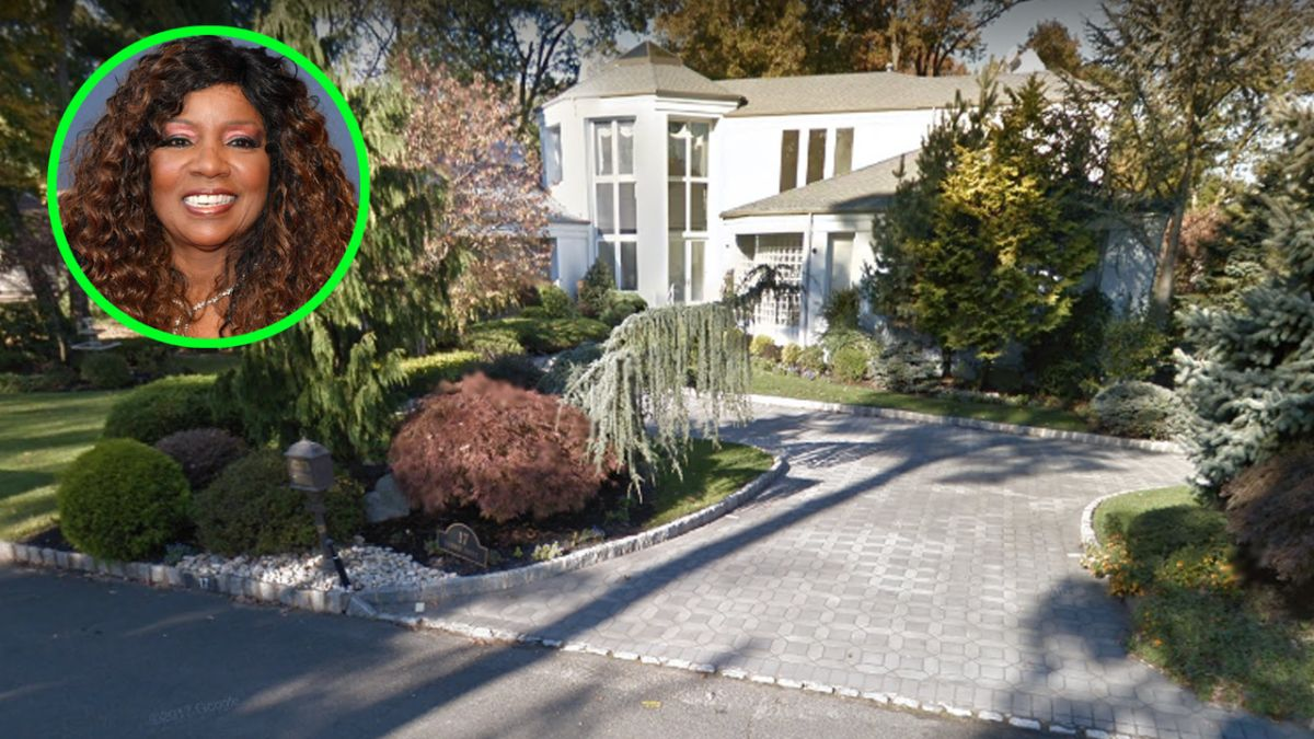 Así es la mansión que Gloria Gaynor, intérprete de 'I Will Survive', está malvendiendo en NJ