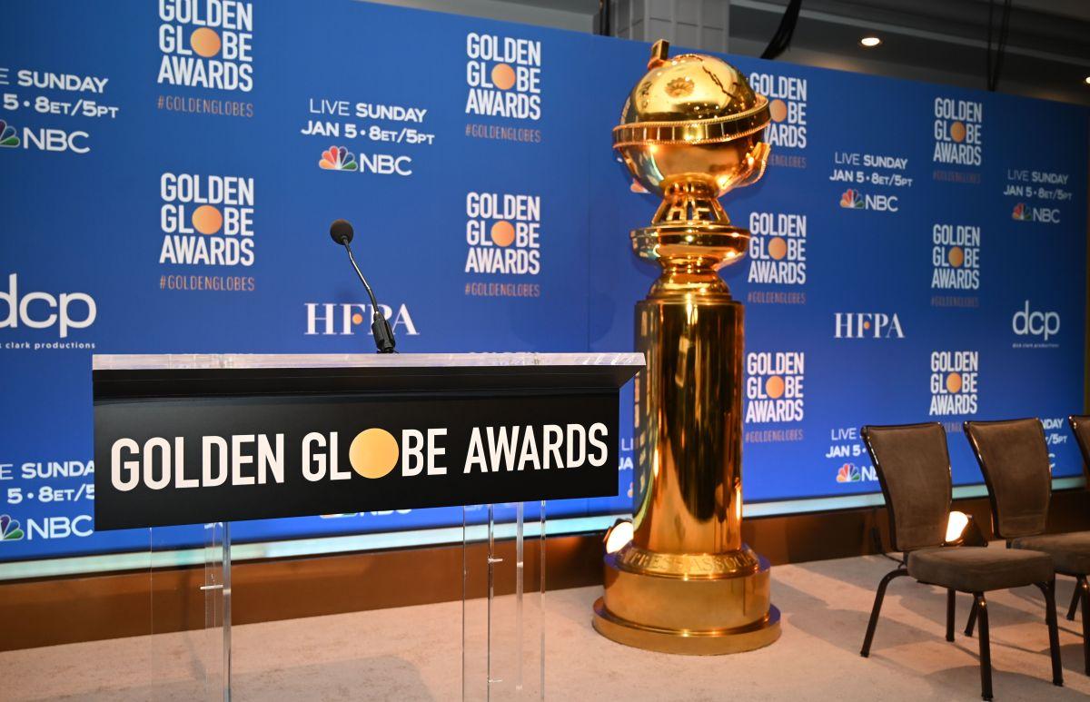 NBC cancela transmisión de los Golden Globes 2022 ante boicot de Hollywood