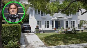 Así luce actualmente la centenaria casa donde Johnny Depp filmó 'A Nightmare on Elm Street'