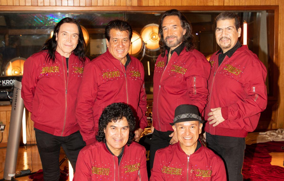"""""""Una historia cantada"""", la nueva gira de Los Bukis, comenzará el 27 de agosto en Los Ángeles."""