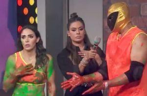 Macky González sufre acoso en 'Hoy' de Televisa durante competencia de baile