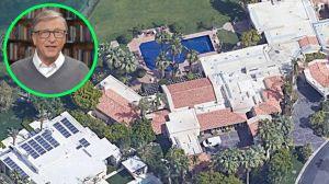 Apenas confirmó su divorcio, pero Bill Gates llevaría varios meses viviendo solo en lujosa mansión