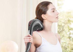5 masajeadores eléctricos para aliviar los dolores musculares