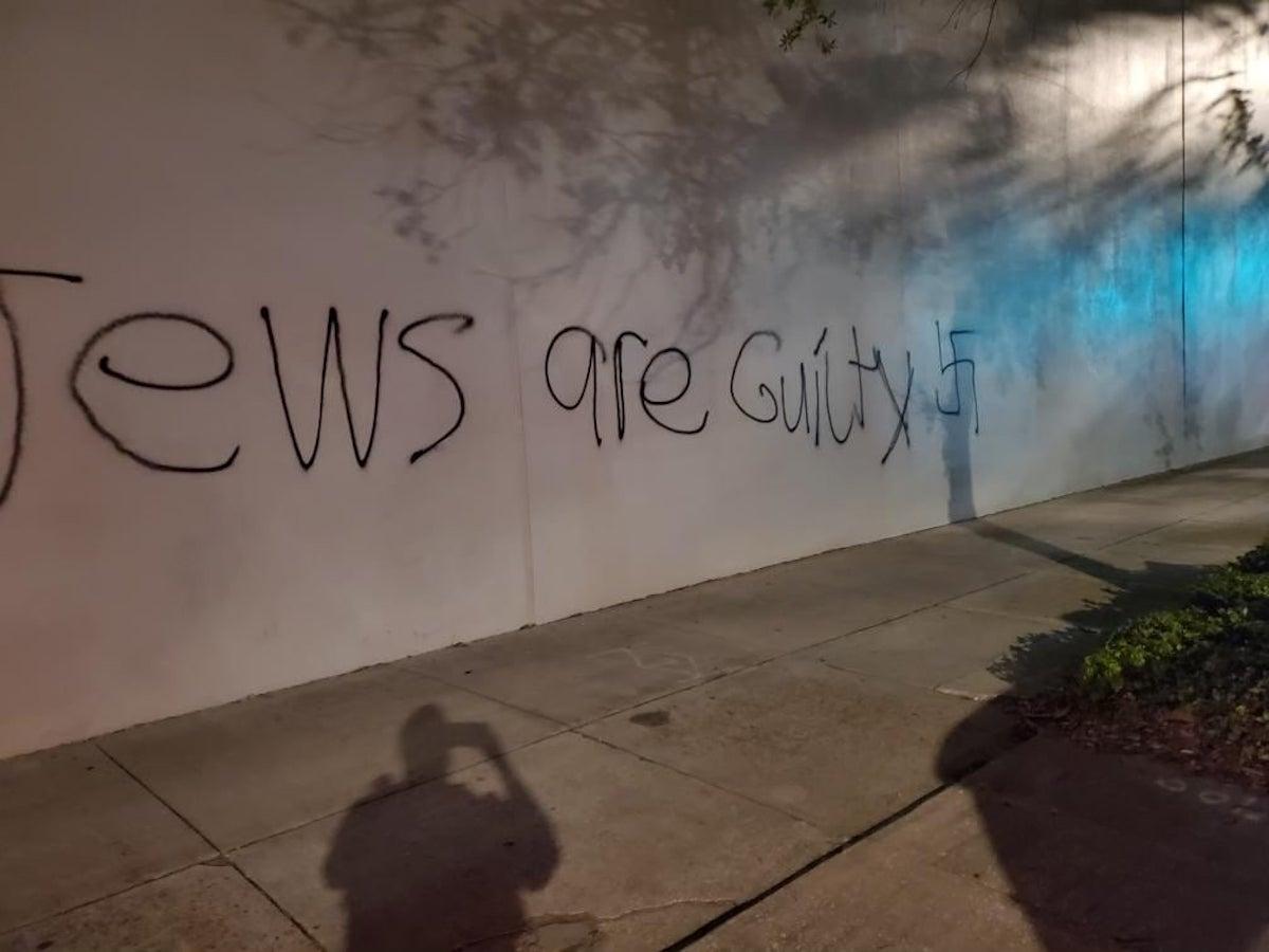 Investigan un grafiti en el Museo del Holocausto de Florida como un crimen de odio
