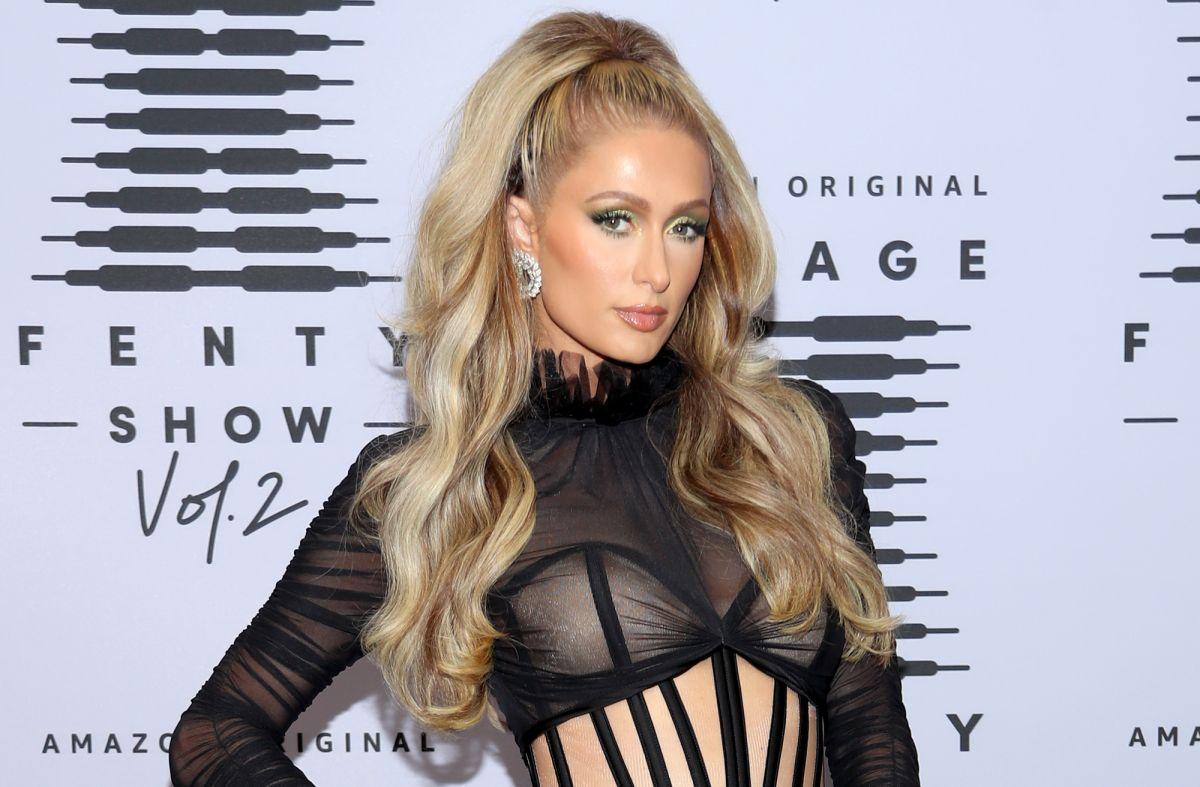 Los rumores del supuesto embarazo de Paris Hilton hicieron arder las redes.