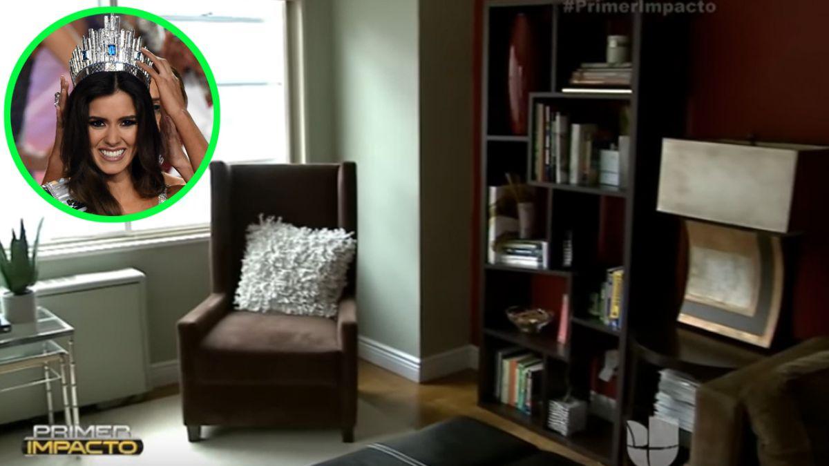 Conoce el modesto apartamento donde viven las Miss Universo tras ganar el certamen