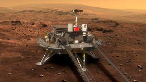 China aterriza con éxito en Marte con su robot Zhurong, un hito para su programa espacial
