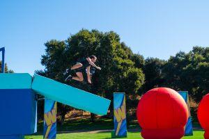 'Wipeout' regresa y Matthew Clark revela que estuvo 4 días en la cama tras participar en show extremo