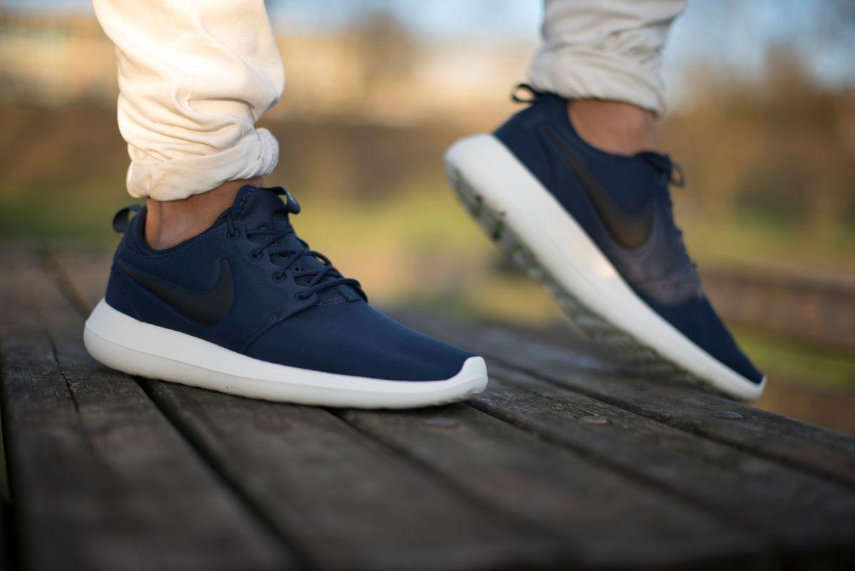 Los zapatos Nike son ideales para tus atuendos del día a día