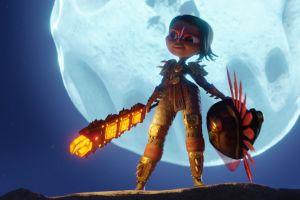 """""""Maya and the Three"""": Netflix revela las primeras imágenes de la serie animada basada en la mitología mesoamericana"""