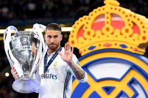 El llanto de Sergio Ramos: así fue su despedida del Real Madrid