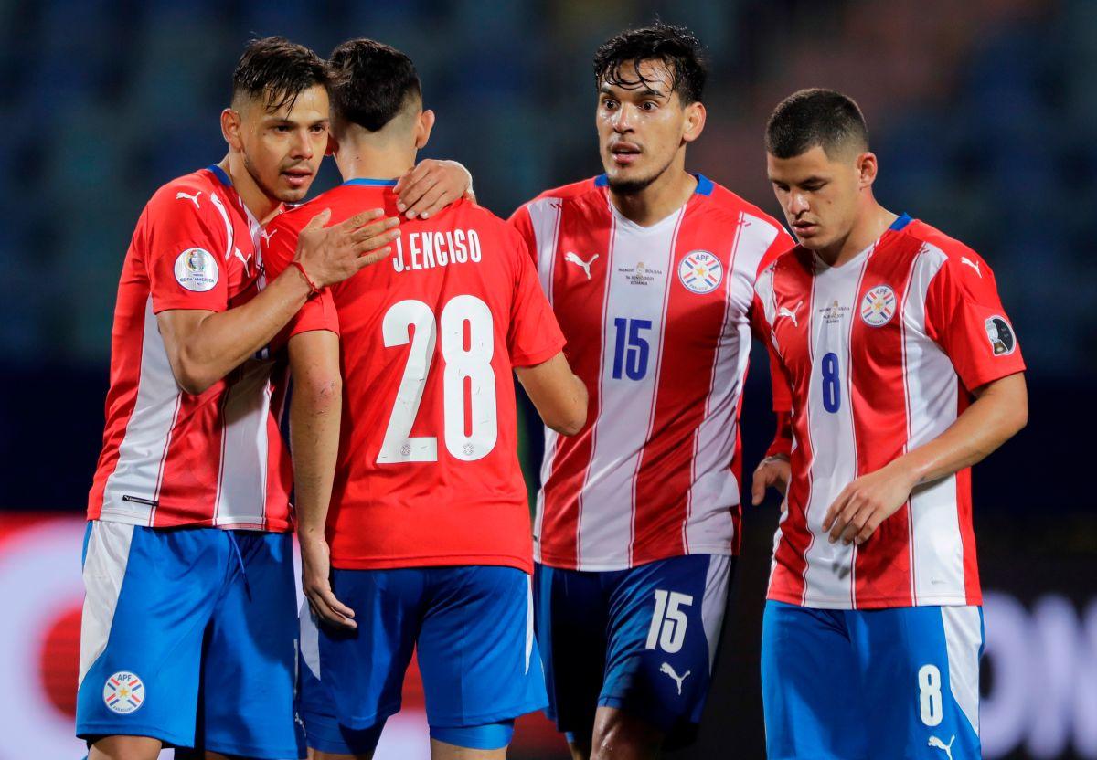 Paraguay remontó ante Bolivia y es líder del Grupo A en la Copa América