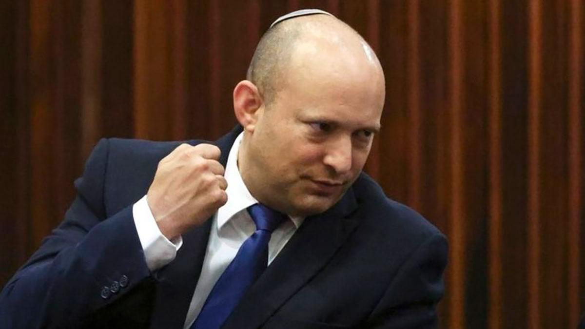 Naftali Bennett se convertiría en primer ministro hasta agosto de 2021, y después le reemplazaría Yair Lapid, según el acuerdo anunciado.