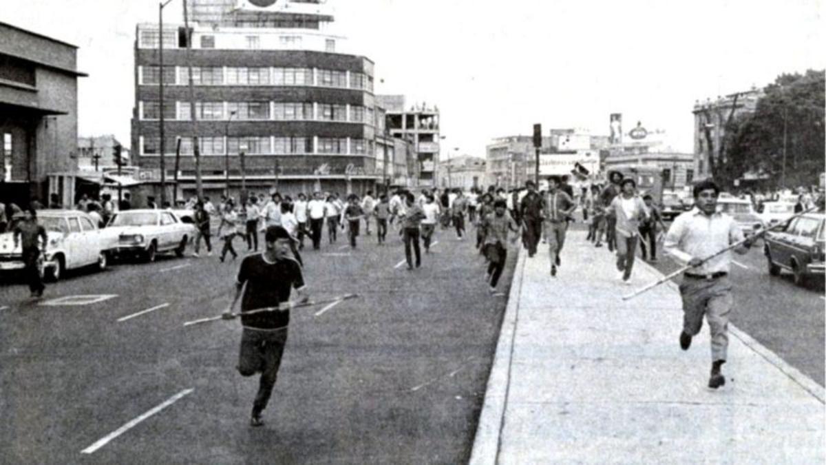El Halconazo: cómo fue la masacre que dejó cientos de estudiantes muertos en México en 1971 y llegó a ser investigada como genocidio