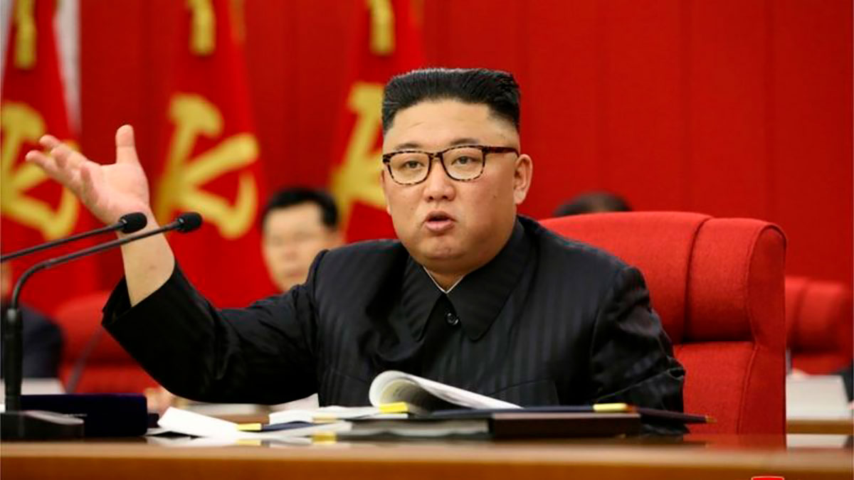 """Kim Jong-un reconoce que la situación alimentaria en Corea del Norte es """"tensa"""""""