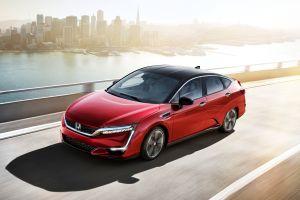 Honda decidió sacar el Clarity de su línea de producción en agosto de 2021