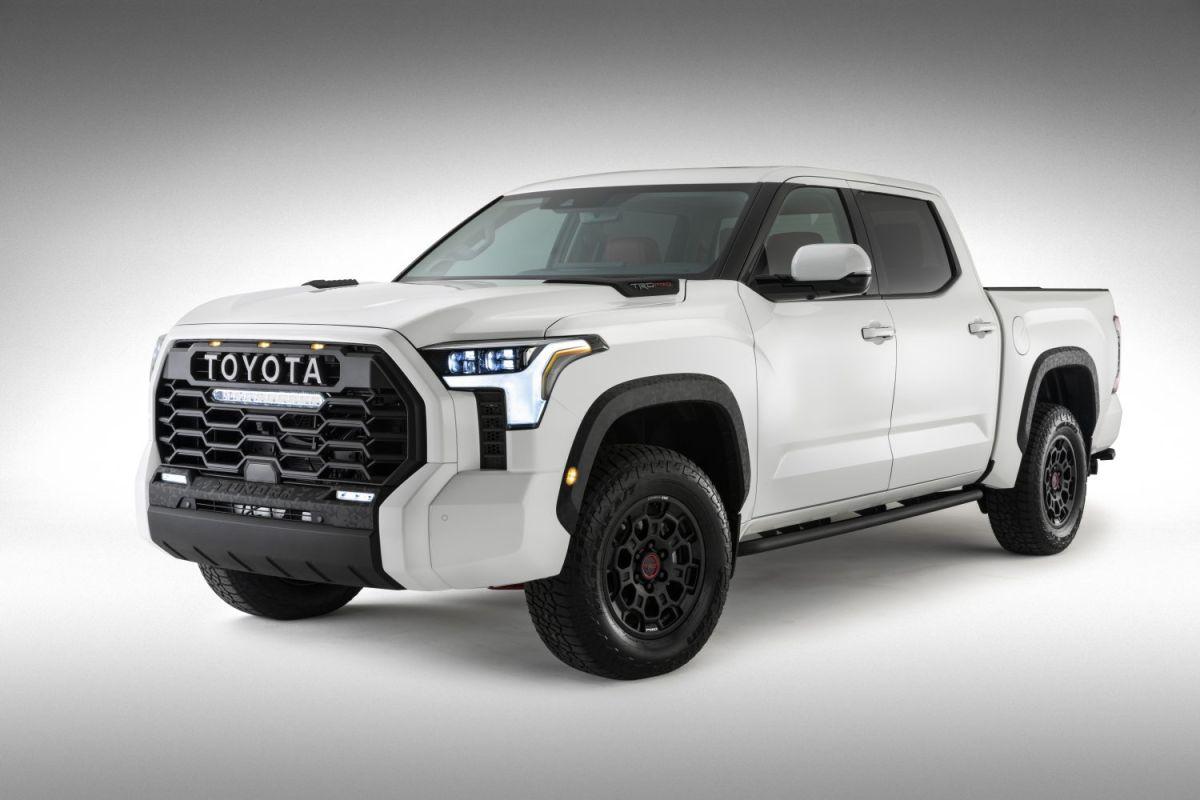 Toyota revela la primera imagen de su Tundra 2022