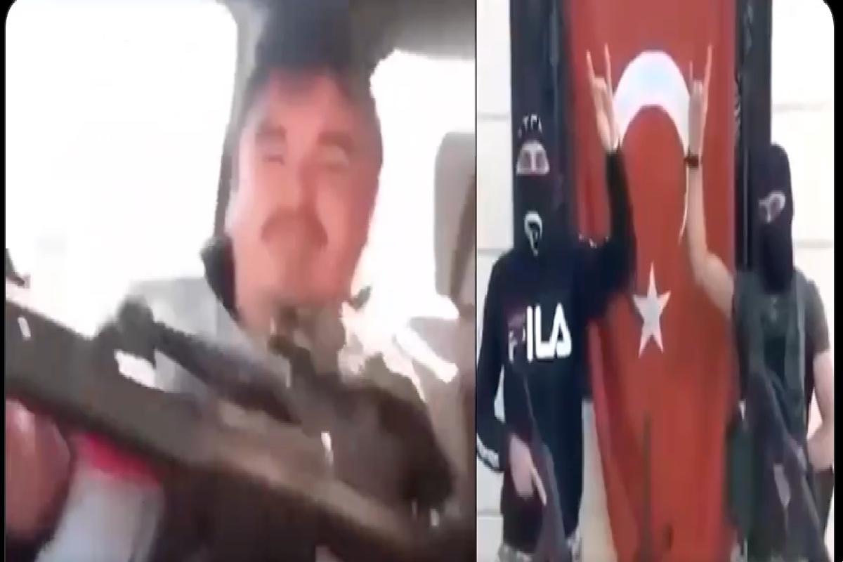 Presunto video de Mafia turca.