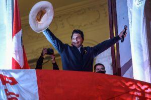 Pedro Castillo ganó más votos en las elecciones presidenciales en Perú, según escrutinio