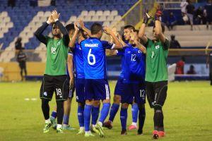 Con un aplastante 6-0 El Salvador mantiene vivo el sueño de Qatar 2022