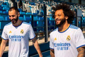Video: Así luce la nueva camiseta del Real Madrid