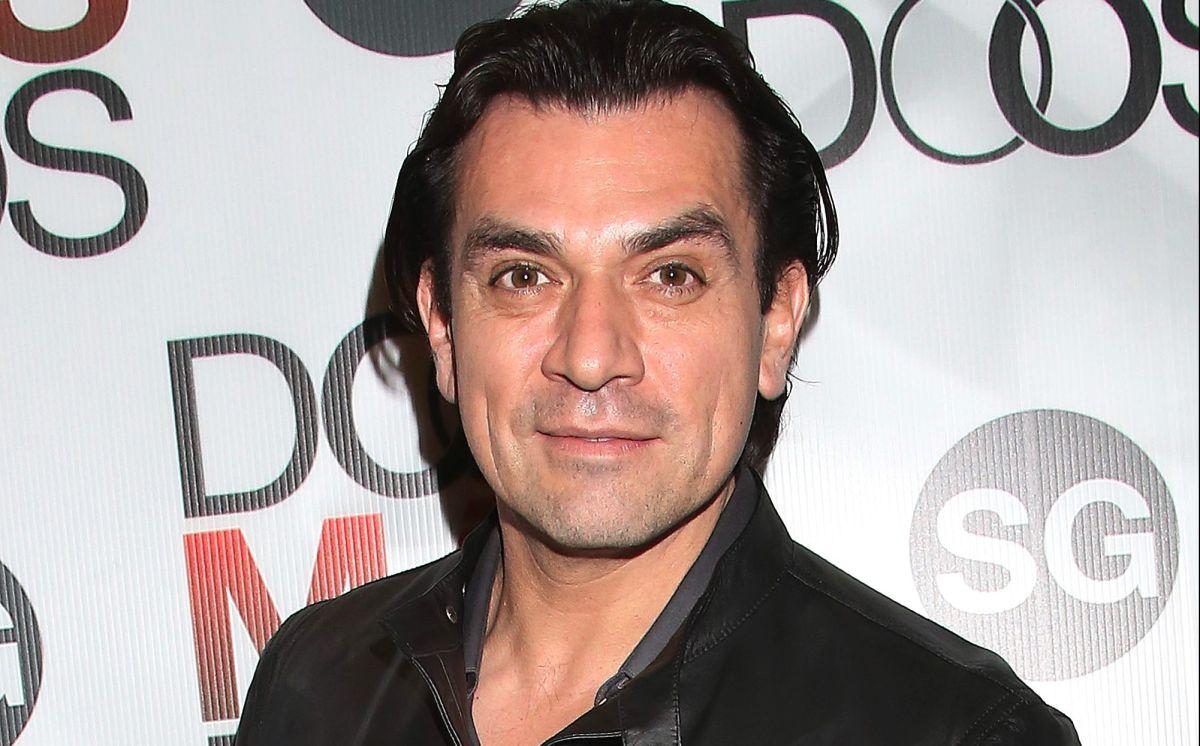 Jorge Salinas.