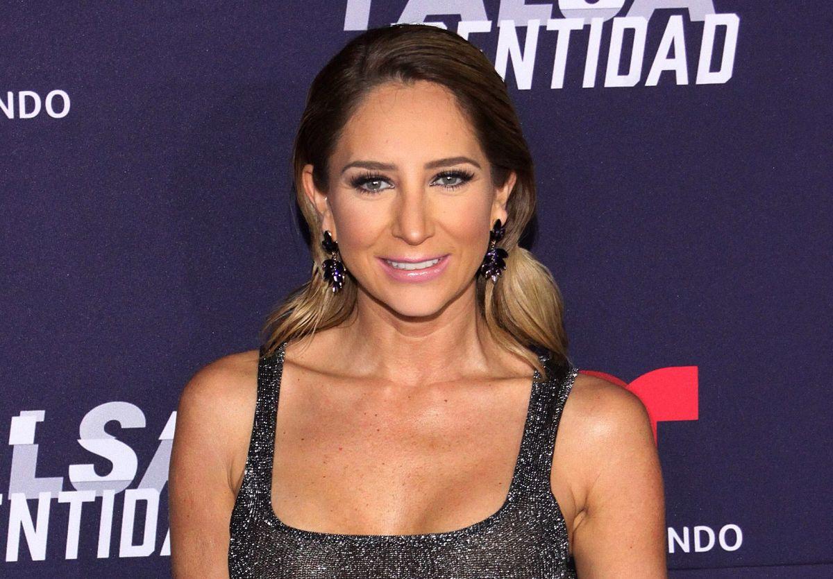 Desde febrero de 2021 comenzaron los rumores de una relación entre Geraldine Bazán y Luis Rodrigo Murillo.