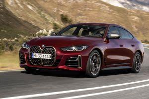 El BMW Serie 4 Gran Coupé se pone a tono