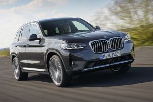 Más frescura para los  BMW X3 y X4