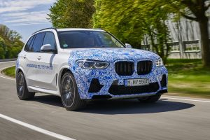 Hidrógeno: BMW continúa con los ensayos para movilizar a sus vehículos