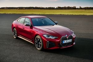 BMW presenta su Serie 4 Gran Coupé, mucho más elegante y funcional