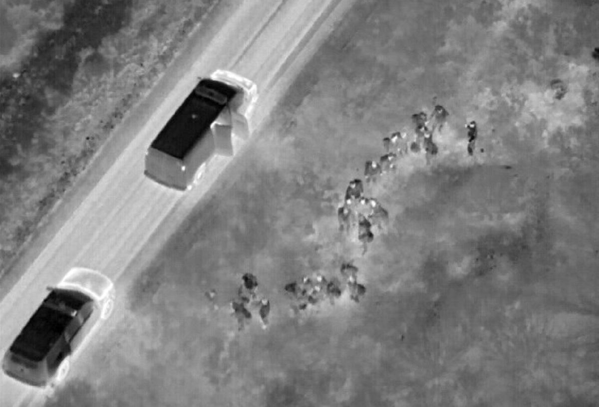 Patrulla Fronteriza detiene a más de 170 indocumentados
