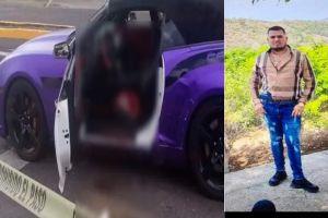 CJNG mata a presunto líder regional de Cárteles Unidos en auto deportivo de lujo