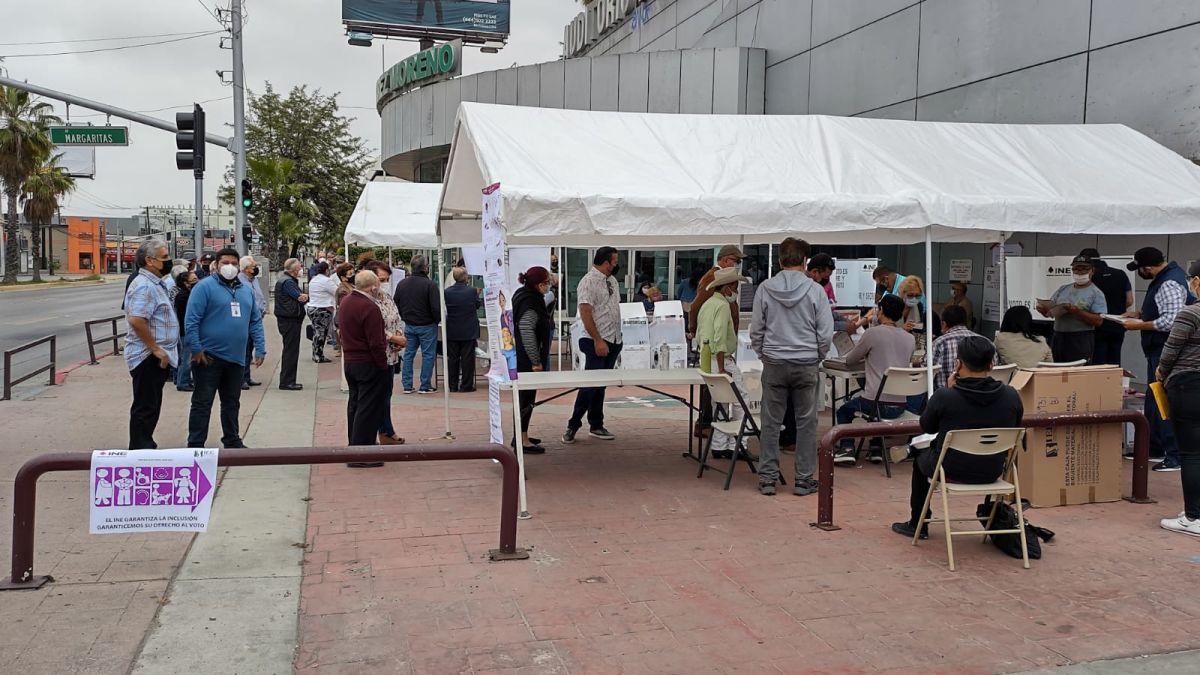 La inseguridad llevó a las urnas a los electores en Tijuana