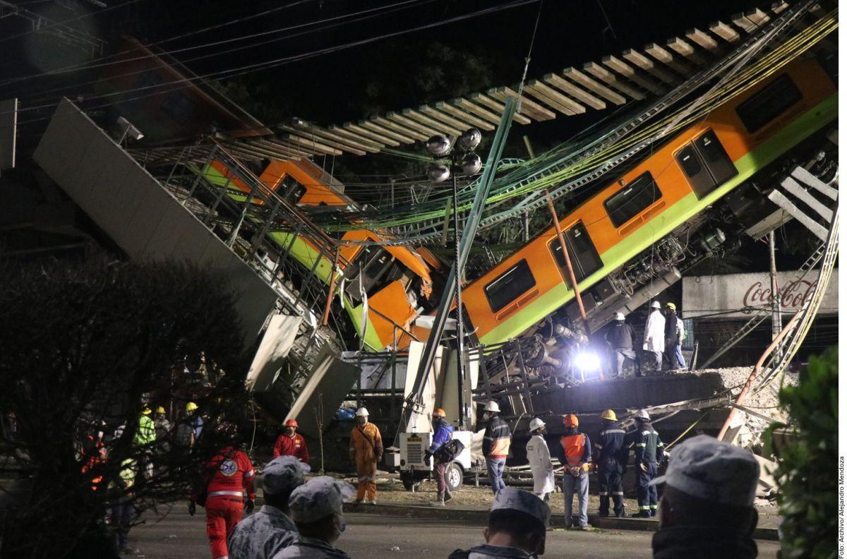 AMLO pide esperar dictamen de la Línea 12 del Metro tras investigación del The New York Times