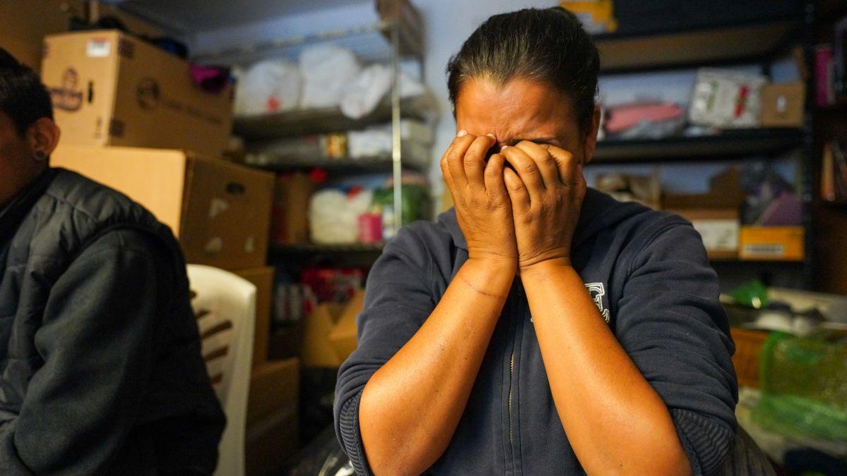 Refugiados de Michoacán huyen a Tijuana por actos sanguinarios