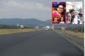 """Ciudadanos estadounidenses entre los más de 100 desaparecidos en """"carretera del terror"""" cerca de frontera"""
