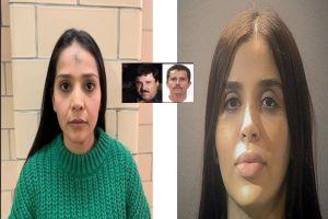 Emma Coronel esposa del Chapo y Jessica Johana, hija del Mencho y sus maniobras para salir de la cárcel