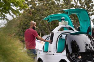 FedEx y Nuro establecen una alianza para realizar entregas con vehículos autónomos