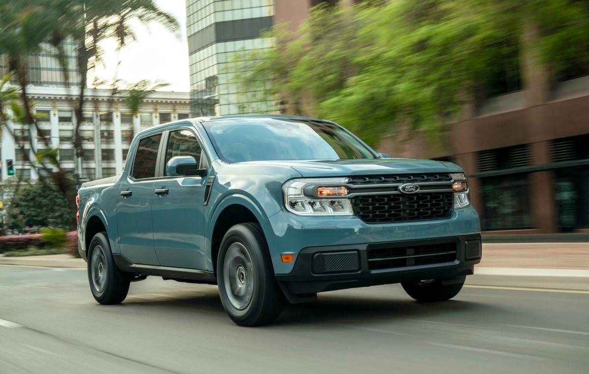 Por qué la camioneta Maverick de Ford es el regalo perfecto para el Día del Padre