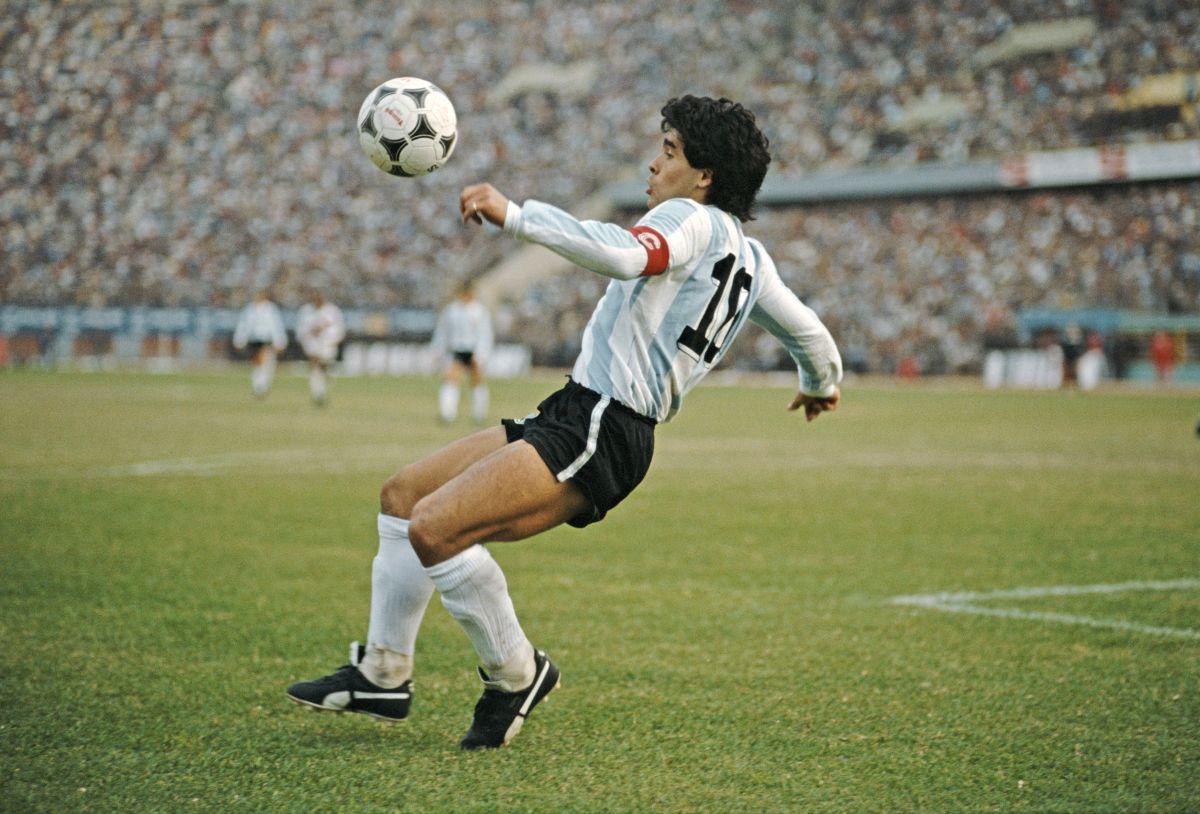Video: Conmebol rinde homenaje a Diego Armando Maradona