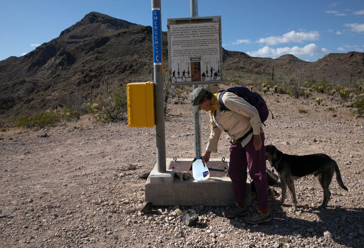 Al menos 81 inmigrantes han muerto en el peligroso desierto de Arizona este año