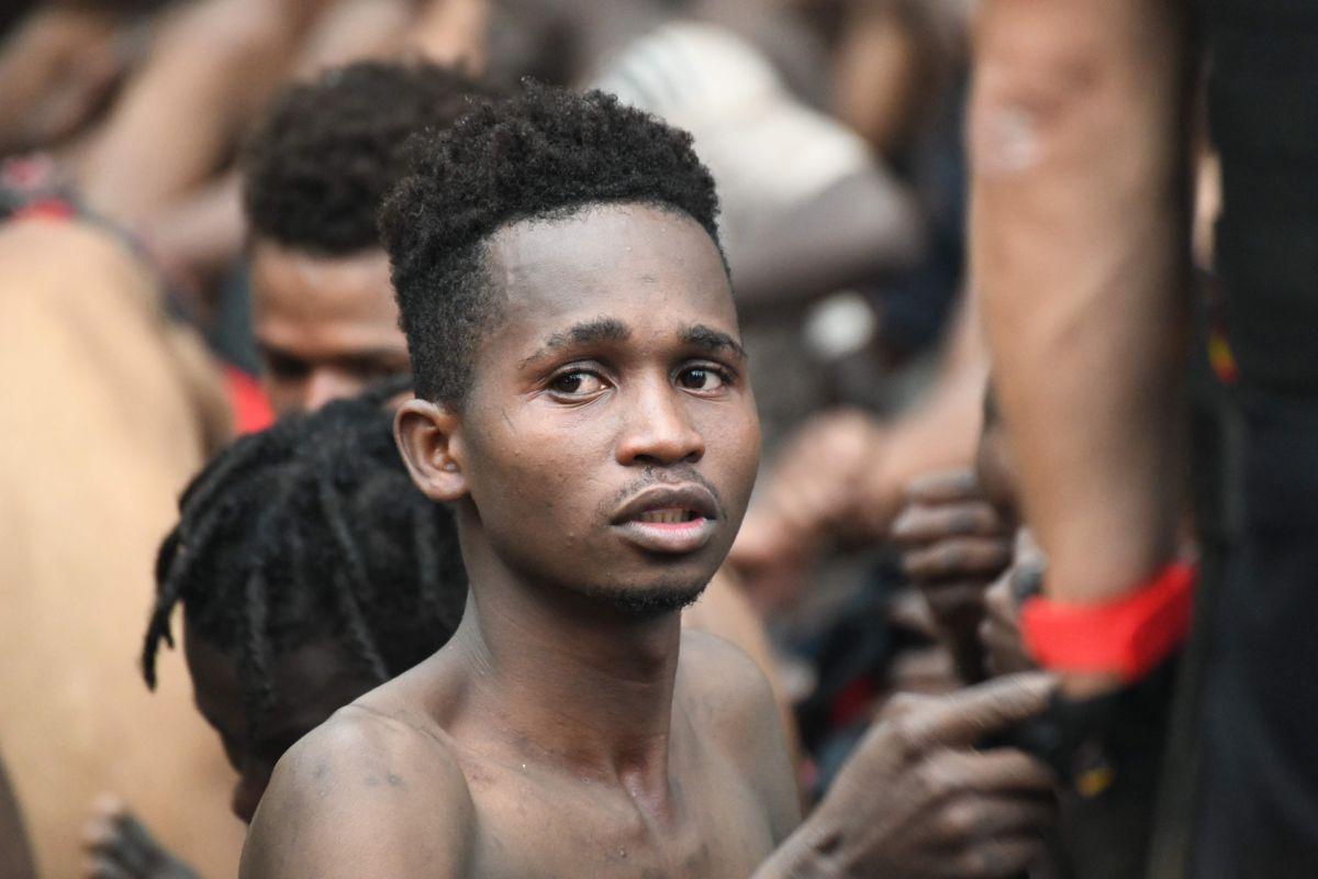 Recientemente hallaron un barco con inmigrantes de Mauritania en Trinidad y Tobago.