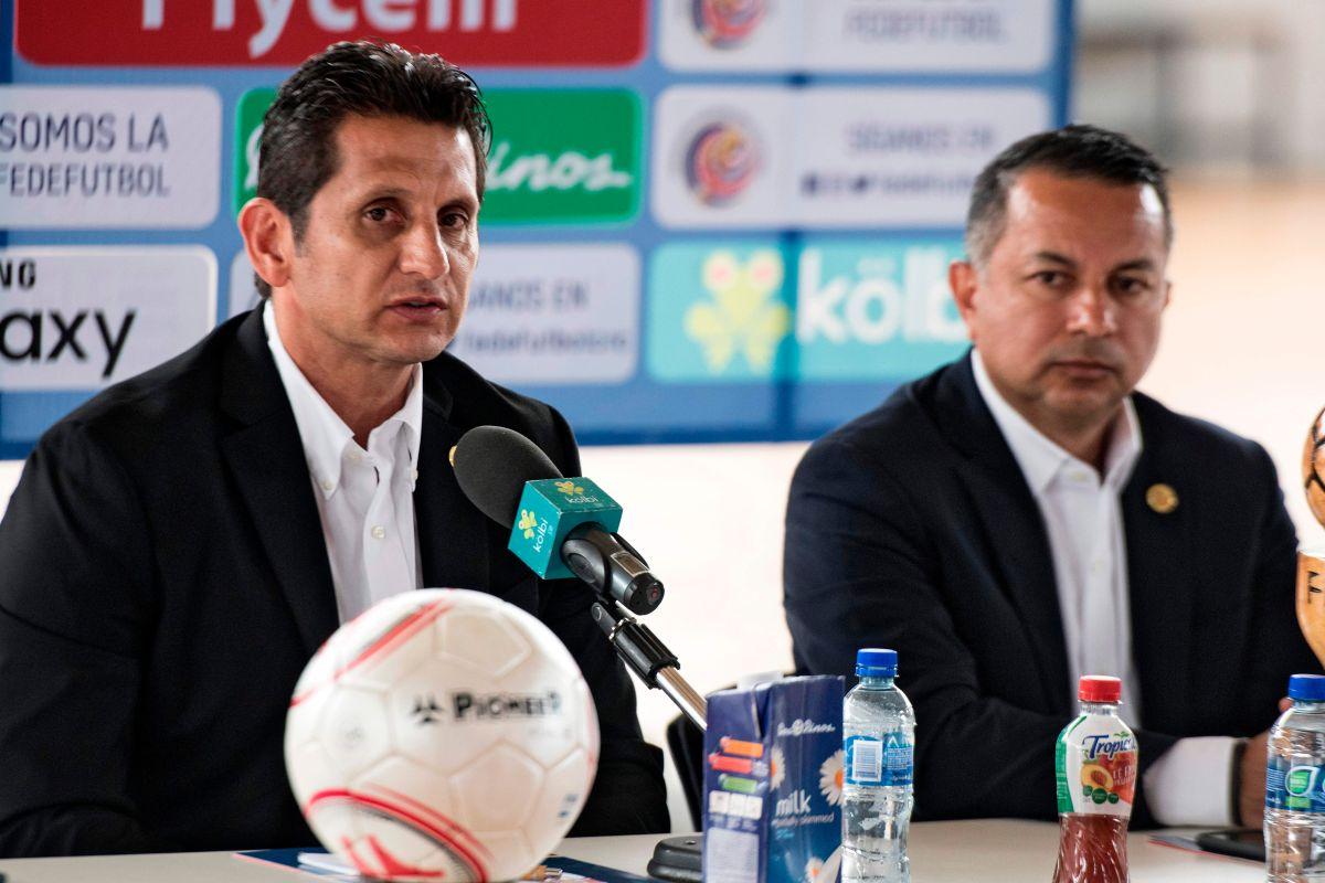 Goleada de Estados Unidos dejó sin entrenador a Costa Rica