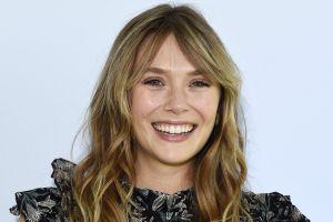 Elizabeth Olsen revela accidentalmente que se casó en secreto