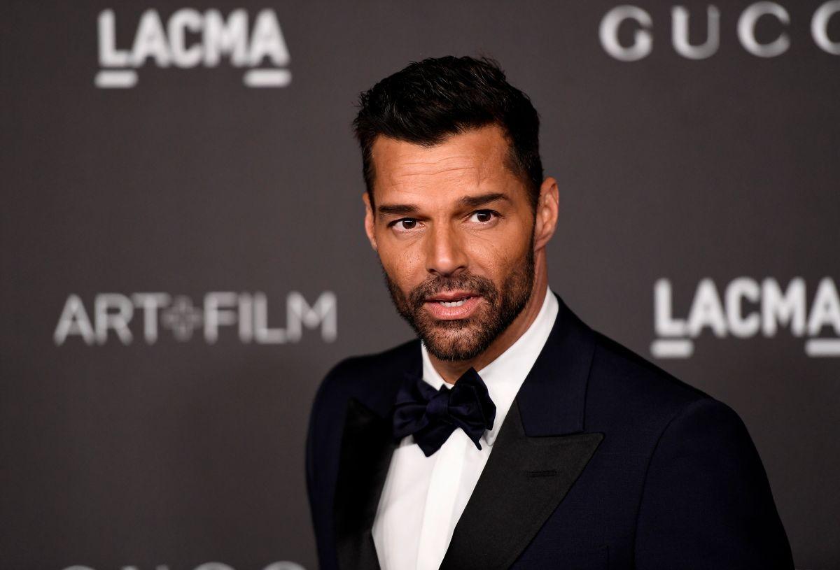 Ricky Martin es Capricornio.