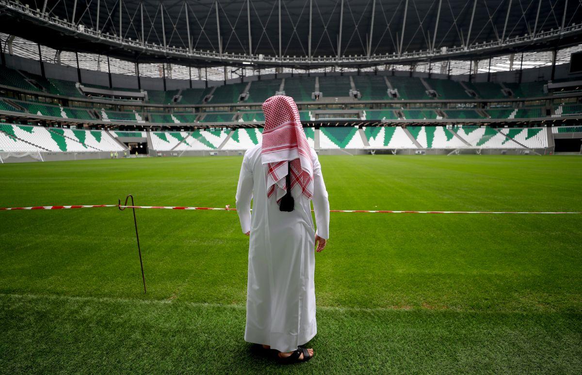 Solo los aficionados vacunados podrán asistir al Mundial de Qatar 2022