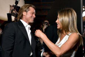 Jennifer Aniston cuenta la verdad sobre cuál es su relación actual con Brad Pitt