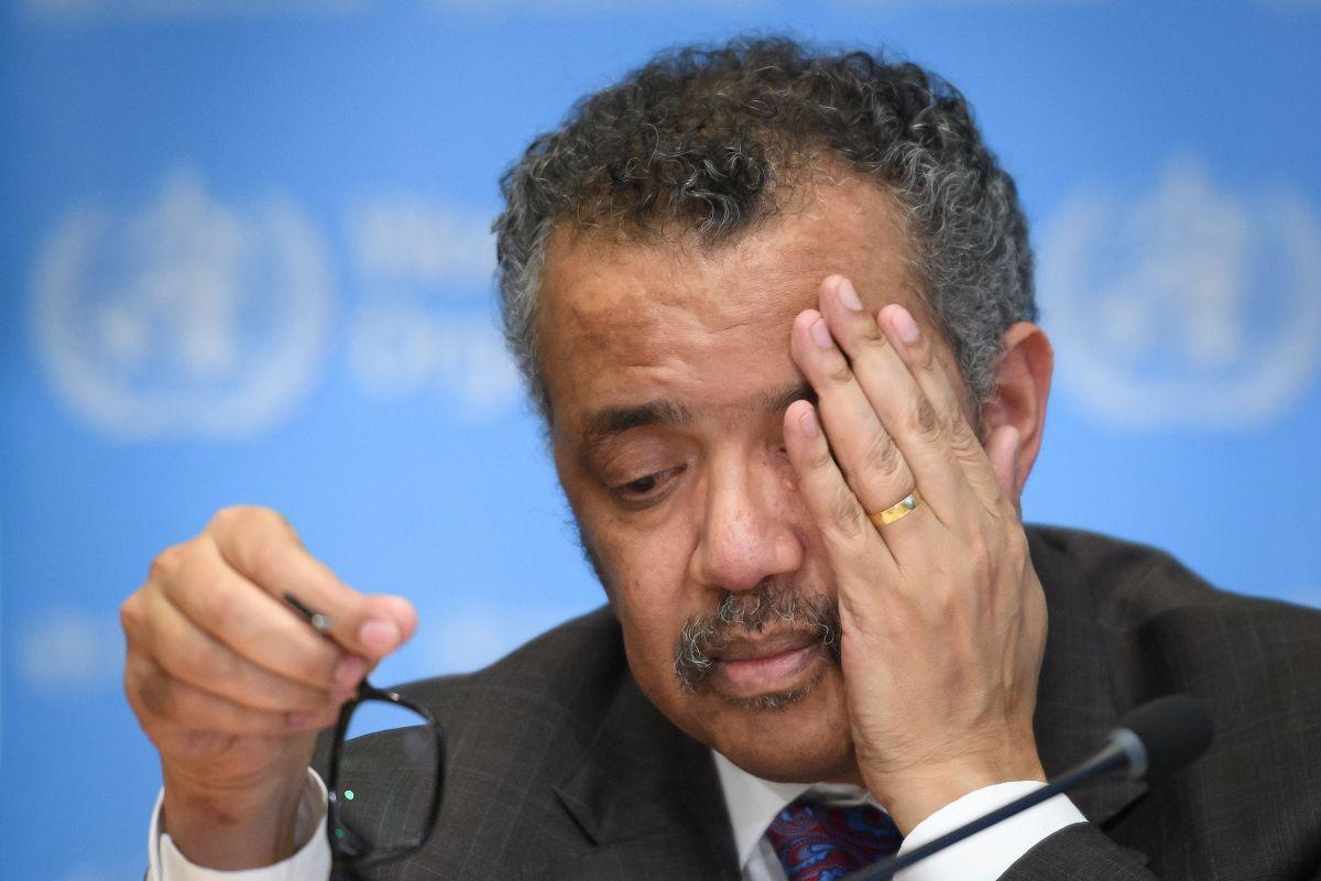 "OMS lamenta ""fracaso mundial"" para compartir vacunas anticovid"