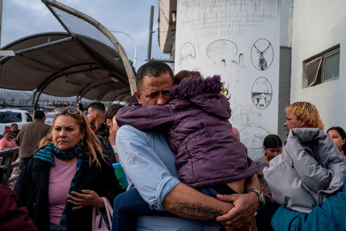 Unos 11,200 inmigrantes que esperaban asilo han podido ingresar a EE.UU.